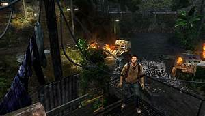 Uncharted Golden Abyss Review PS VITA