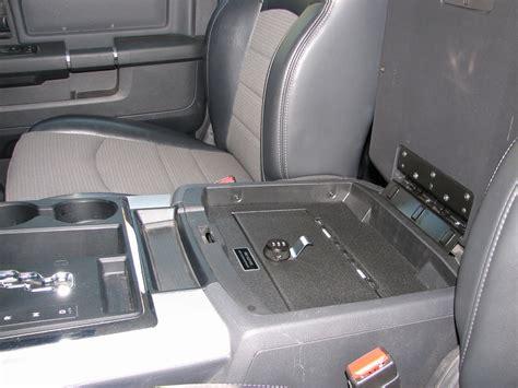 console vault dodge ram  full floor console