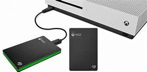 Seagate Game Drive For Xbox SSD SSD Externo De 512GB Para