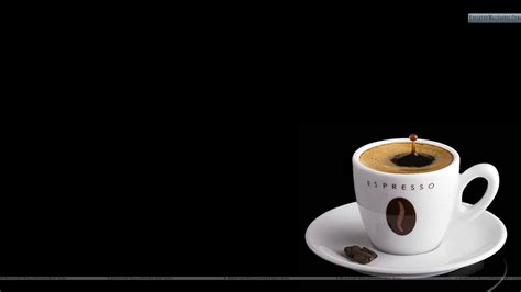 Espresso Coffee In White Cup With Beans Wallpaper Coffee Cafe Fairfax Karachi Song Companies Honolulu Machine With Grinder Breville Maker Malaysia For Home