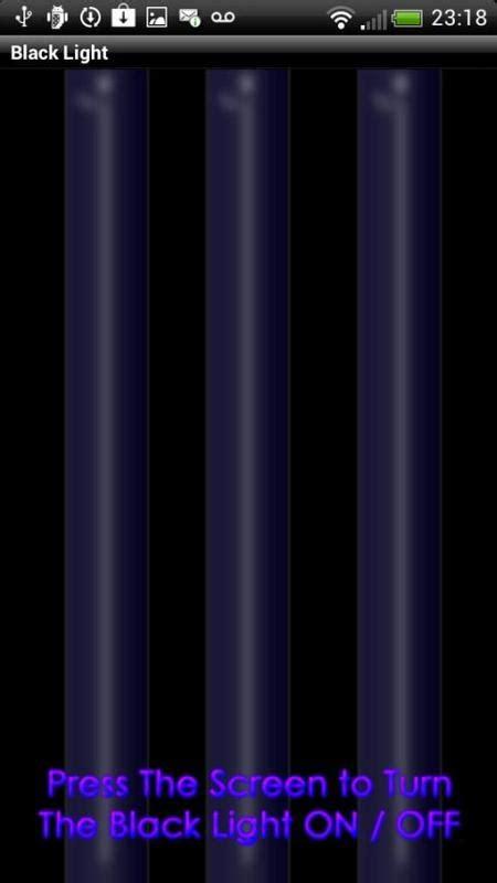 black light app black light app apk free entertainment app for