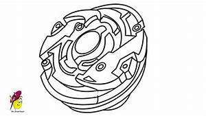 Beyblade How To Draw Your Own Beyblade Youtube