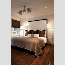 Modern Craftsman Guest Room  Contemporary Bedroom