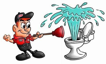 Toilet Acqua Perdita Plumbing Water Clogged Repair