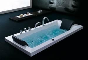 Baignoire A Bulle : baignoire baln o fidji thalassor baignoires baln o et hydromassage ~ Melissatoandfro.com Idées de Décoration