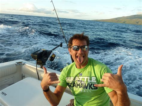 maui fishing report maui fishing reviews reel luckey petersen