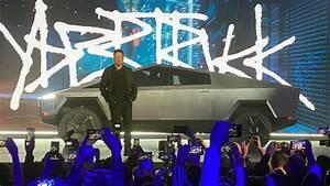Winners And Losers From Last Night U0026 39 S Tesla Cybertruck Reveal