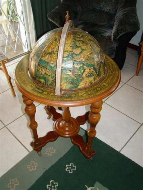 Liquor Cabinet Globe - cabinets world globe liquor cabinet made of wood was