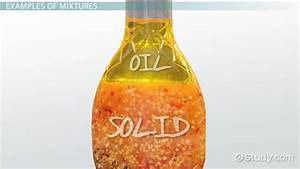 Mixture in Chemistry: Definition & Examples - Video ...