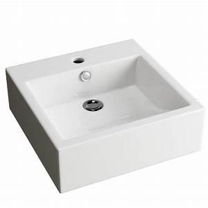 Waschbecken Auf Tisch : keramik waschbecken tisch aufsatzbecken design ~ Michelbontemps.com Haus und Dekorationen