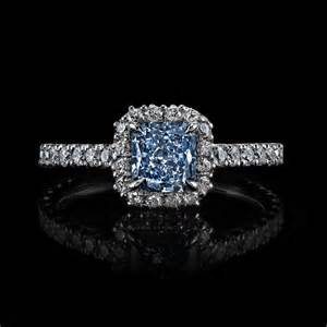 light blue engagement rings light blue engagement rings diamantbilds