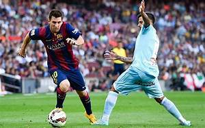 Lionel Messi breaks 400 goals barrier as Barcelona thrash ...