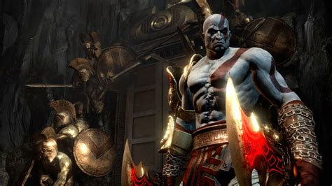 Wallpapers God Of War All Parts