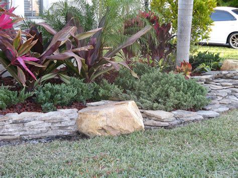 decorative flagstone  landscape bed border universal