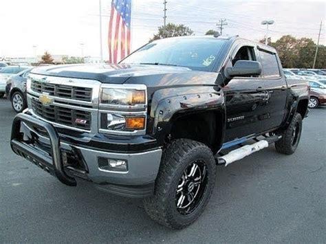 chevy silverado  alc  lifted truck youtube