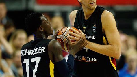 Basketball-EM - Deutschland vs. Serbien: Überzeugende ...