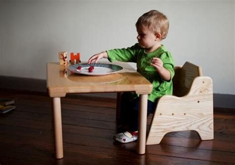weaning table montessori future one