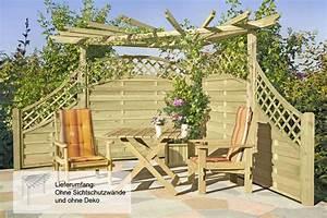 Pergola Bausatz Holz : pergola holz f r ecke alle ideen ber home design ~ Articles-book.com Haus und Dekorationen