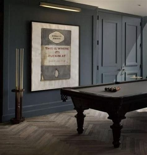 personally this doesn t have to be for the quot man cave quot all