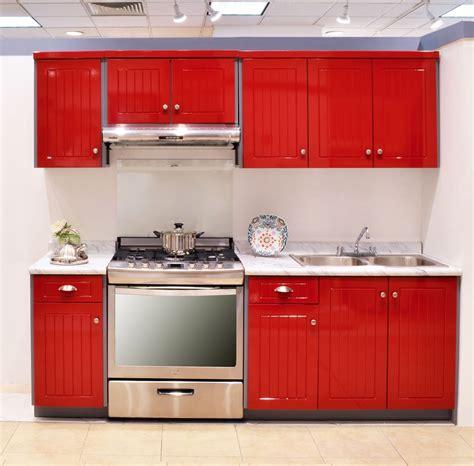 cocina modular alondra  challenge  mts roja sears