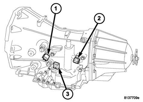 transmission speed sensor  chrysler