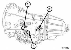 2008 Dodge Magnum Speed Sensor Location