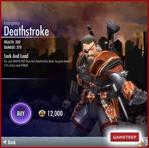 Injustice: Gods Among Us – Deathstroke (Insurgency) | Gameteep
