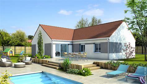 maison d en plan maison en l cl 233 matite maison plain pied maisons clair logis