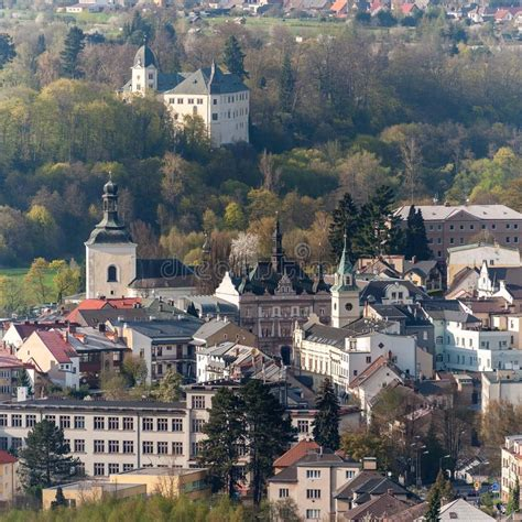 Turnov, Czech republic stock image. Image of bohemia ...