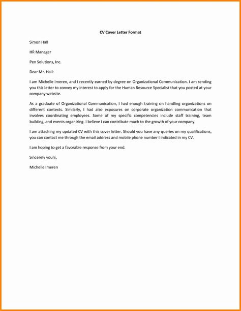 9 cover page for cv mail clerked