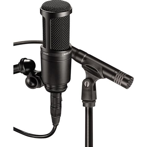 audio technica at2041sp at2020 and at2021 microphone pack ebay