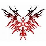 Tribal Phoenix Transparent Deviantart Tattoos Tattoo Clipart