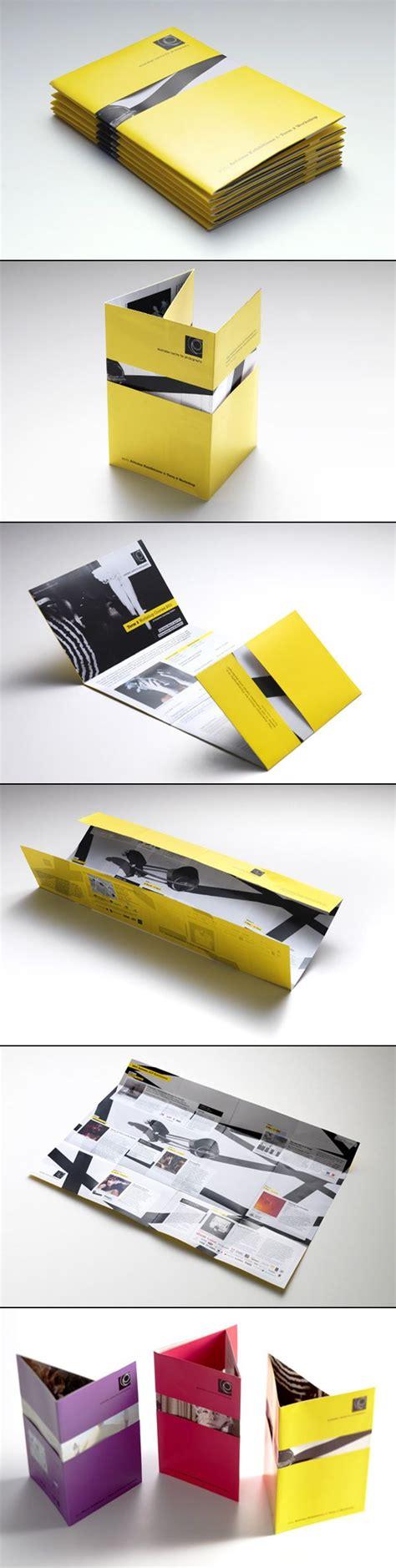 Unique Brochure Designs by 25 Creative Brochure Designs For Inspiration Creatives Wall