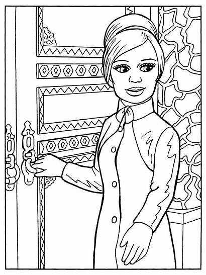 Coloring Thunderbirds Pages Tv Series Coloringpages1001