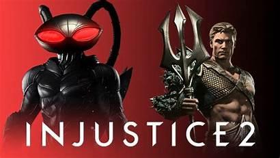 Aquaman Manta Injustice Quotes Outro Intro Super
