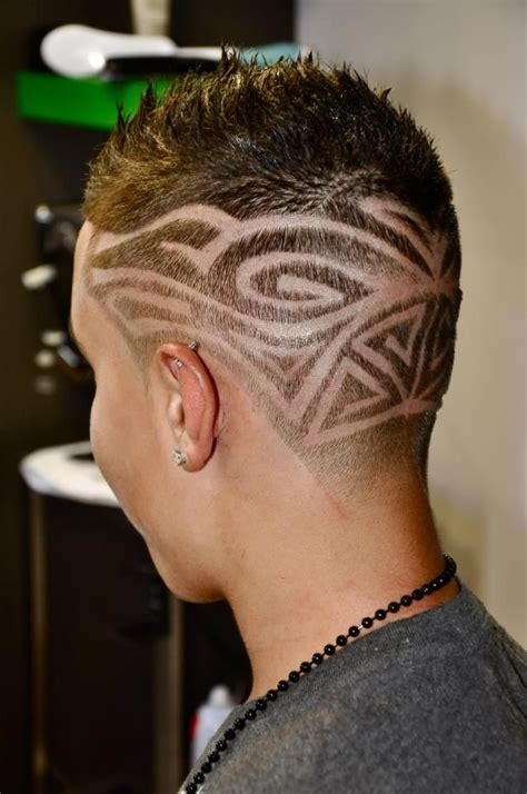 45 best Hair Tattoos Men images on Pinterest | Hair tattoos, Boy cuts and Hair cut