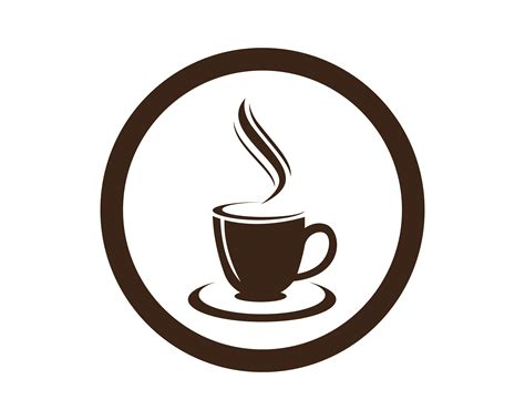 Coffee cup logos vector with images coffee clipart coffee. Coffee cup Logo Template vector icon design - Download ...