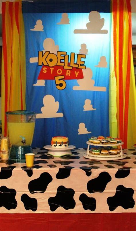 toy story decorations ideas  pinterest