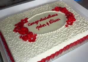 sheet wedding cakes best 25 sheet cake designs ideas on
