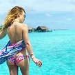 Tara Lipinski Bikini Photoshoot - One & Only Reethi Rah ...