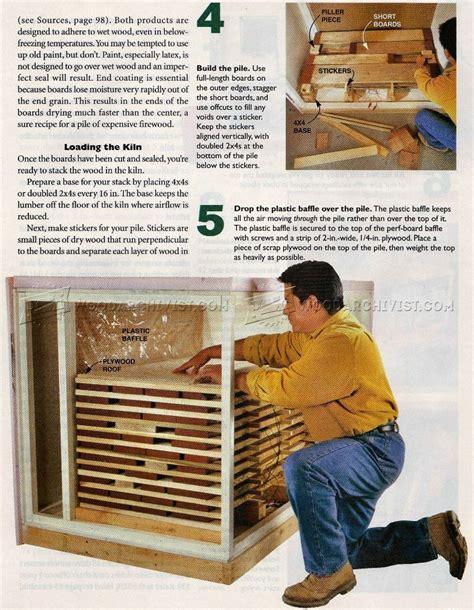 diy wood drying kiln woodarchivist