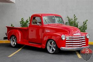 Red 1950 Chevrolet 3100 For Sale MCG Marketplace