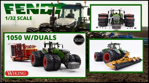 fendt  vario  removable dual wheels  wiking