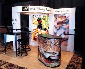 Food Trade Show Booth Design Ideas