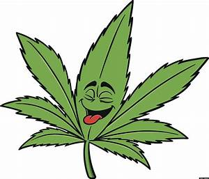 Marijuana Leaf Outline - ClipArt Best