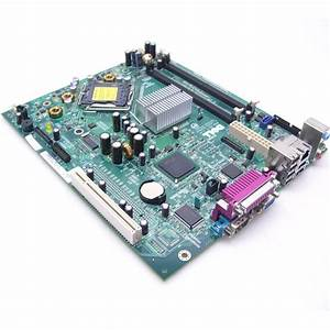 Dell Py186 Socket 775 Small Form Factor Motherboard For