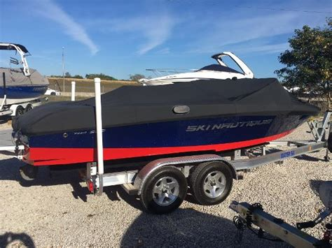 Used Ski Nautique Boats For Sale by Used Nautique Ski Nautique 200 Closed Bow Boats For Sale