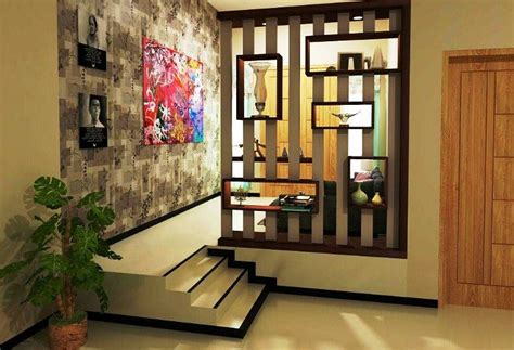 kayu pemisah ruang tamu desainrumahidcom