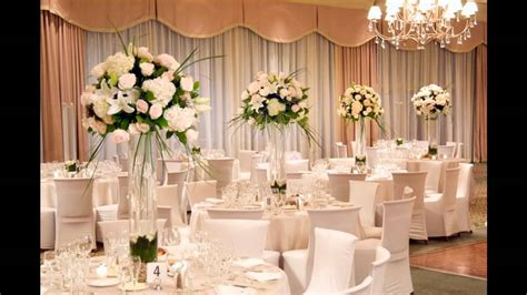 Wedding Decoration Ideas by Beautiful Wedding Flower Arrangement Ideas