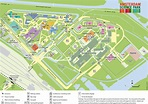 Science park Amsterdam map - Map of science park Amsterdam (Netherlands)